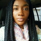 Marley braids hairstyles