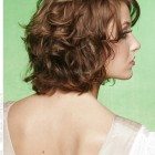 Medium curly layered hairstyles