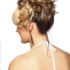 Medium formal hairstyles