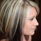 Medium length haircuts and colors