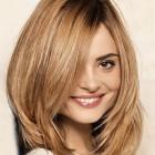 Medium length layered haircuts 2014