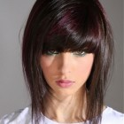 Medium length trendy haircuts