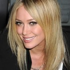 Medium long hairstyles for women