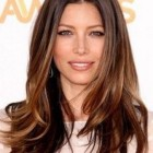 Medium to long length hairstyles