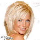Medium to short hairstyles 2015