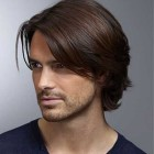 Men haircuts medium length