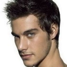 Men layered haircut