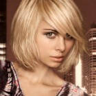 Mid haircuts for women