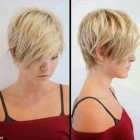 Most popular short haircuts for women 2015