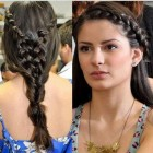 New braided hairstyles