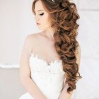 New bridal hairstyles 2015