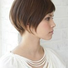 New hairstyles for short hair 2014