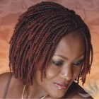 Nubian twist hair