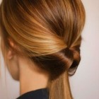Office hairstyles for long hair