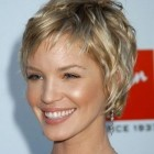 Over 50 short hair styles