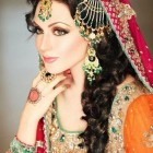 Pakistani hairstyles for weddings