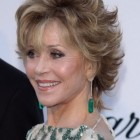 Picture of short hairstyles for women over 50