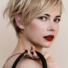 Pixie cut long