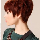 Pixie haircut thick hair