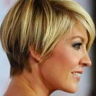 Popular short haircuts for women