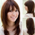 Pretty layered haircuts