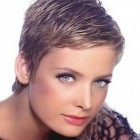Really short haircuts for women