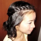 Rope braid hairstyles