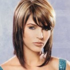Shaggy hairstyles