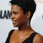 Short and sassy haircuts for black women