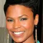 Short black haircuts for women