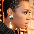 Short black natural hair styles