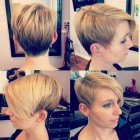 Short crop hairstyles 2015