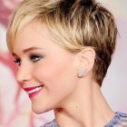 Short cropped hairstyles 2015