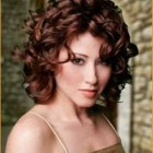 Short curly hair ideas