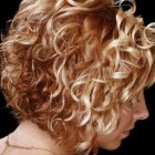 Short curly haircuts 2014