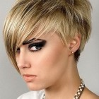 Short fashionable hairstyles 2015