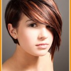 Short female hairstyles