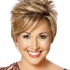 Short hair styles for thinning hair