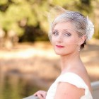 Short hair wedding styles 2014