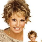 Short haircut styles for women over 60