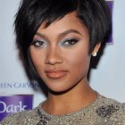 Short haircuts for black hair