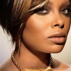 Short haircuts for black women 2014
