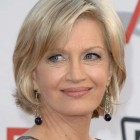 Short haircuts for mature women
