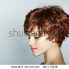 Short haircuts for young women