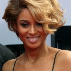Short hairstyles for black hair 2014