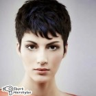 Short hairstyles for black hair 2015