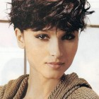 Short hairstyles for curly thick hair