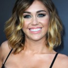 Short hairstyles medium length