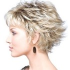 Short layered hairstyles 2014