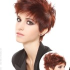 Short modern haircuts women